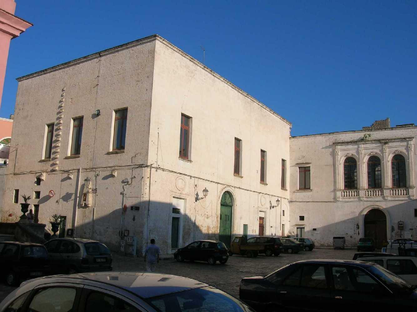 Matino (LE)_Palazzo marchesale Del Tufo2