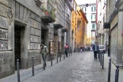 005   San Pietro a Maiella  Via. Da Piazza L.Miraglia per Via S.M.di Costantinopoli