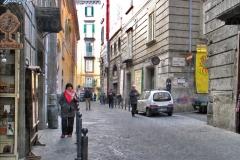 006   San Pietro a Maiella  Via. A destra, Vico S.Pietro a Maiella